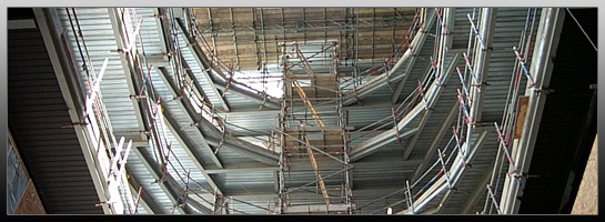 SCWS - structural steelwork